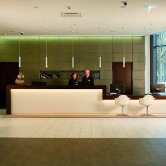 Hyperion Hotel Hamburg интерьер отеля фото 2