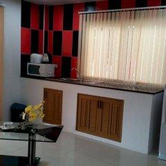 Апартаменты Sea View Apartments На Чом Тхиан удобства в номере
