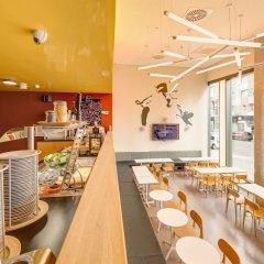 Отель Generator Hamburg Германия, Гамбург - 2 отзыва об отеле, цены и фото номеров - забронировать отель Generator Hamburg онлайн питание фото 2