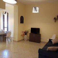 Отель Suite dell'Abbadia Италия, Палермо - отзывы, цены и фото номеров - забронировать отель Suite dell'Abbadia онлайн комната для гостей фото 2