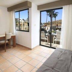Отель Holiday Inn Resort Los Cabos Все включено Мексика, Сан-Хосе-дель-Кабо - отзывы, цены и фото номеров - забронировать отель Holiday Inn Resort Los Cabos Все включено онлайн комната для гостей фото 5