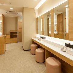 Отель Y's Cabin Yokohama Kannai ванная