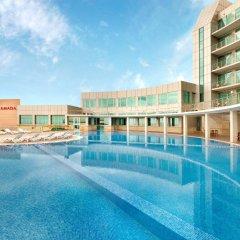 Отель Ramada Baku Азербайджан, Баку - 2 отзыва об отеле, цены и фото номеров - забронировать отель Ramada Baku онлайн бассейн