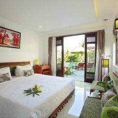 Отель Green Boutique Villa Вьетнам, Хойан - отзывы, цены и фото номеров - забронировать отель Green Boutique Villa онлайн комната для гостей фото 5