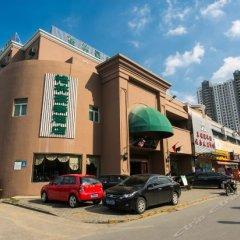 GreenTree Inn Suzhou Wuzhong Hotel парковка
