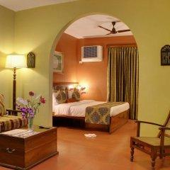 Отель Pride Sun Village Resort And Spa Гоа комната для гостей фото 4