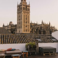 Отель Fontecruz Sevilla Seises Испания, Севилья - отзывы, цены и фото номеров - забронировать отель Fontecruz Sevilla Seises онлайн городской автобус