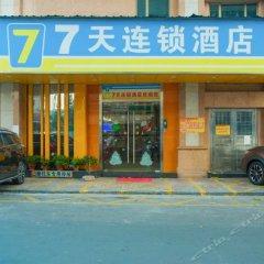 Отель 7 Days Inn Zhongshan Fuhua Bus Station Branch парковка