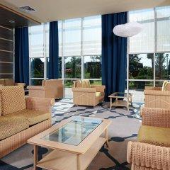 Отель Globus - Half Board Болгария, Солнечный берег - отзывы, цены и фото номеров - забронировать отель Globus - Half Board онлайн интерьер отеля