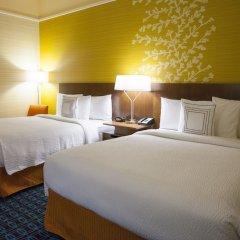 Отель Fairfield Inn & Suites by Marriott Columbus Airport США, Колумбус - отзывы, цены и фото номеров - забронировать отель Fairfield Inn & Suites by Marriott Columbus Airport онлайн фото 5