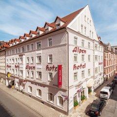 Отель Alpen Hotel München Германия, Мюнхен - 1 отзыв об отеле, цены и фото номеров - забронировать отель Alpen Hotel München онлайн фото 2