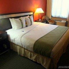 Отель Holiday Inn LaGuardia Airport США, Нью-Йорк - отзывы, цены и фото номеров - забронировать отель Holiday Inn LaGuardia Airport онлайн комната для гостей фото 3