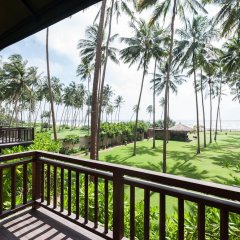 Отель Reef Villa & Spa Шри-Ланка, Ваддува - отзывы, цены и фото номеров - забронировать отель Reef Villa & Spa онлайн балкон