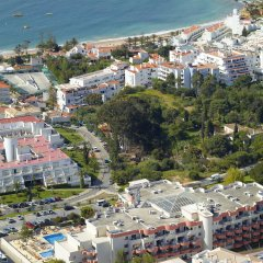 Отель Luna Forte da Oura Португалия, Албуфейра - отзывы, цены и фото номеров - забронировать отель Luna Forte da Oura онлайн пляж