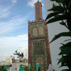 Отель Dar Nakhla Naciria Марокко, Танжер - отзывы, цены и фото номеров - забронировать отель Dar Nakhla Naciria онлайн балкон
