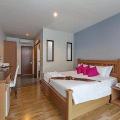 Bhukitta Hotel & Spa комната для гостей фото 2