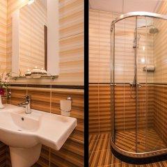 Отель Mountain Lake Hotel Болгария, Чепеларе - отзывы, цены и фото номеров - забронировать отель Mountain Lake Hotel онлайн ванная