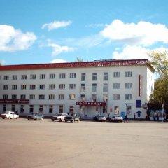 Гостиница Кама в Нефтекамске отзывы, цены и фото номеров - забронировать гостиницу Кама онлайн Нефтекамск парковка