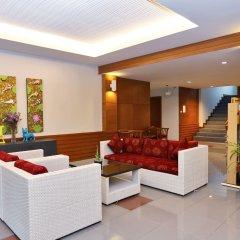 Отель Patra Mansion сауна