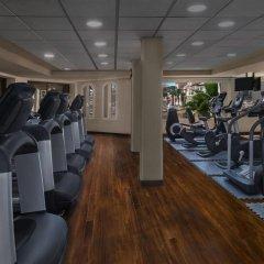 Отель Marriott's Marbella Beach Resort фитнесс-зал фото 3