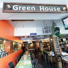 Отель Green House Bangkok Таиланд, Бангкок - 1 отзыв об отеле, цены и фото номеров - забронировать отель Green House Bangkok онлайн гостиничный бар