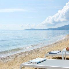 Отель Corfu Village Сивота пляж фото 2