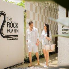 Отель The Rock Hua Hin Boutique Beach Resort фото 7
