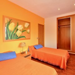 Отель Villa Carmens Lloretholiday Бланес комната для гостей фото 5
