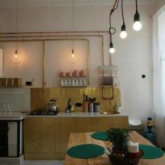 Отель Жилое помещение Malevich Санкт-Петербург питание