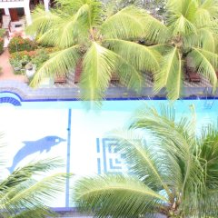 Hotel Bentota Village бассейн