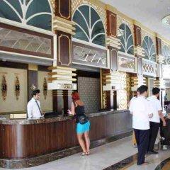 Отель Oz Hotels Side Premium интерьер отеля