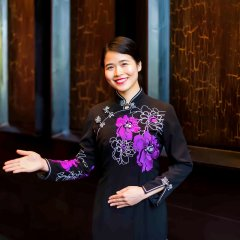 Grand Mercure Shanghai Century Park Hotel интерьер отеля