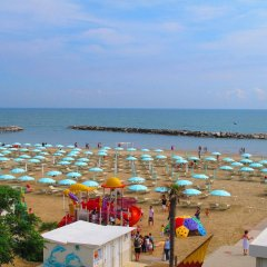 Gimmi Hotel пляж
