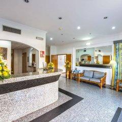 Отель Colina do Mar Португалия, Албуфейра - отзывы, цены и фото номеров - забронировать отель Colina do Mar онлайн интерьер отеля фото 2