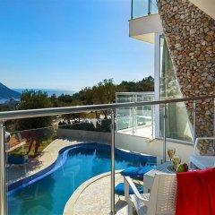 Villa Mara Турция, Сиде - отзывы, цены и фото номеров - забронировать отель Villa Mara онлайн балкон