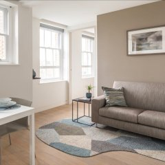Апартаменты Mirabilis Apartments - Wells Court Лондон фото 3