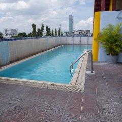 Отель Sena Place бассейн