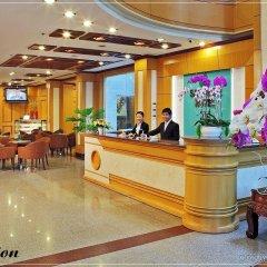 Sapphire Saigon Hotel интерьер отеля