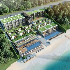 Отель Aonang Fiore Resort спортивное сооружение