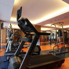 Отель Legacy Suites Sukhumvit by Compass Hospitality Таиланд, Бангкок - 2 отзыва об отеле, цены и фото номеров - забронировать отель Legacy Suites Sukhumvit by Compass Hospitality онлайн фитнесс-зал фото 4