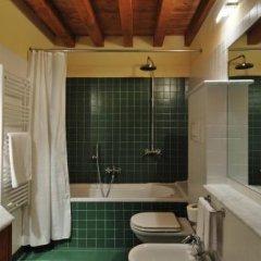 Отель Frassanelle Италия, Региональный парк Colli Euganei - отзывы, цены и фото номеров - забронировать отель Frassanelle онлайн ванная