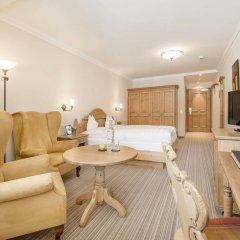 Отель Das Central – Alpine . Luxury . Life комната для гостей фото 3