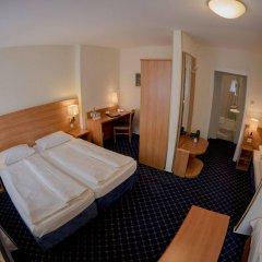 Elbbrücken Hotel комната для гостей фото 3