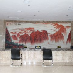 Zhongmei Hotel интерьер отеля