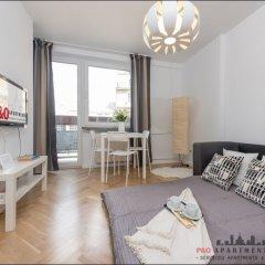 Отель P&O Apartments Plac Trzech Krzyzy Польша, Варшава - отзывы, цены и фото номеров - забронировать отель P&O Apartments Plac Trzech Krzyzy онлайн комната для гостей фото 4