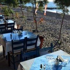 Отель Okeanis Beach питание фото 2