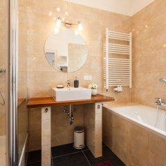 Отель Operngasse Premium in Your Vienna Австрия, Вена - отзывы, цены и фото номеров - забронировать отель Operngasse Premium in Your Vienna онлайн ванная фото 2