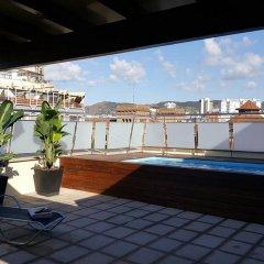Отель Acacia Suite Испания, Барселона - 9 отзывов об отеле, цены и фото номеров - забронировать отель Acacia Suite онлайн бассейн фото 3