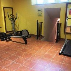 Отель Parador de Limpias фитнесс-зал