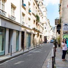 Отель Apart Inn Paris - Quincampoix Франция, Париж - отзывы, цены и фото номеров - забронировать отель Apart Inn Paris - Quincampoix онлайн фото 3